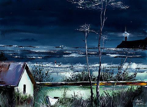 Light House by Anil Nene