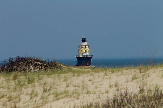 Light House at the Cape by Deb Kline