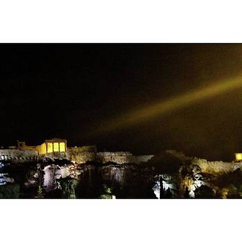 Light In Acropolis #athens #acropolis by Emmanuel Varnas