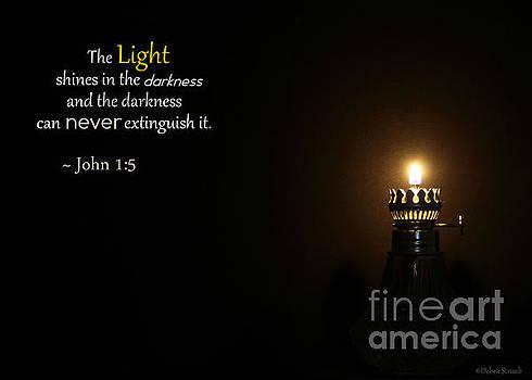 Light in the Darkness by Debra Straub
