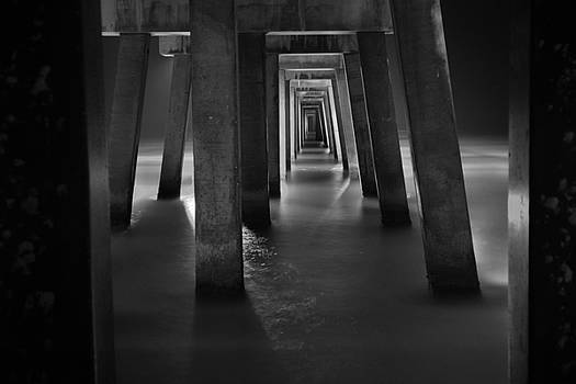 Light in the middle of the Tunnel by Jon Cody