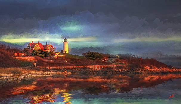 Light In The Storm by Michael Petrizzo