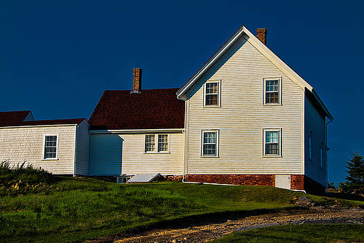 Light Keeper's House by George Salter