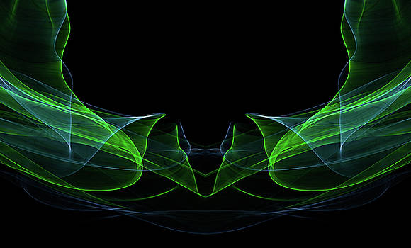 Light Motion Series II 3 by Nathan Larson
