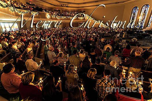Light of Christmas by Anthony Baatz