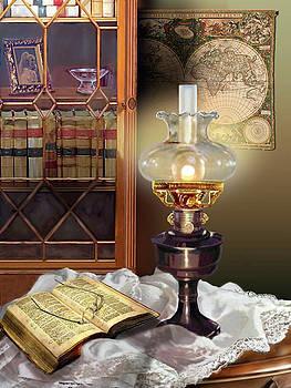 Light of Wisdom by Regina Femrite