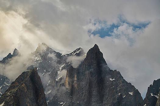 Jon Glaser - Light on the French Alps