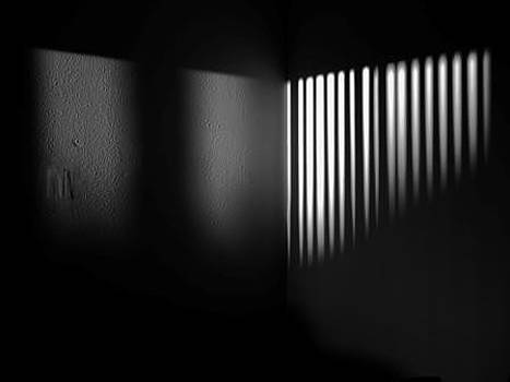 Light On Wall by Michelle Barone