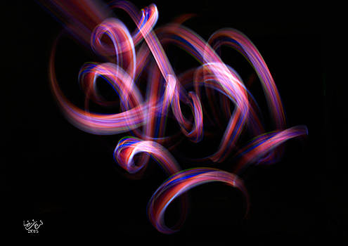 Light Painting by Farhan Raza