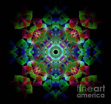 Light Pattern by Brian Jones
