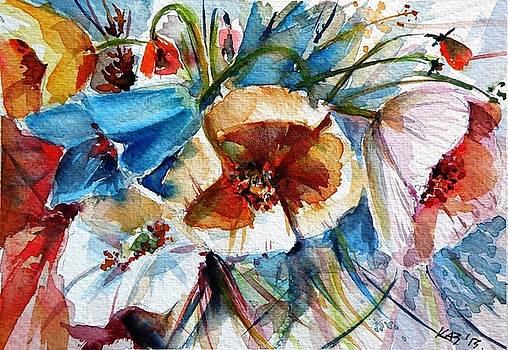 Light poppy by Kovacs Anna Brigitta