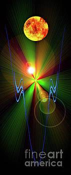 Light show 3 by Walter Zettl