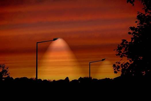 Light Shower by Phil Child