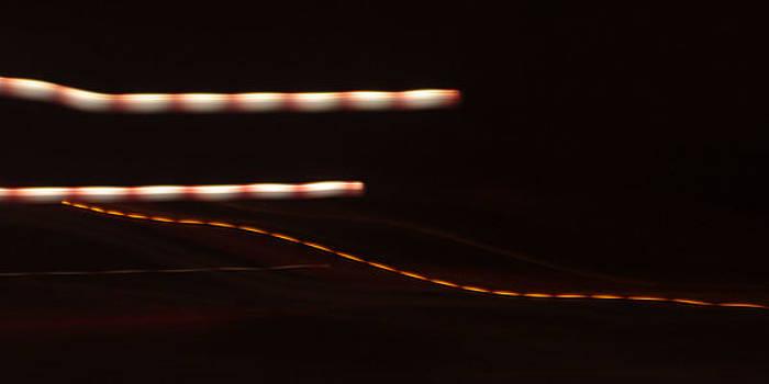 Light Snakes by Thomas  MacPherson Jr