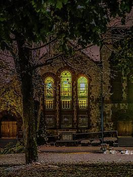 Light through the night by Kendall McKernon