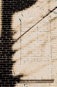 Light Thru a Closed Window by Scarlett Chambers