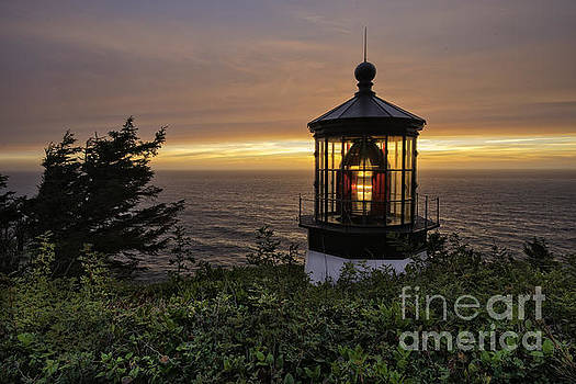 Light Up the Lighthouse by Moore Northwest Images