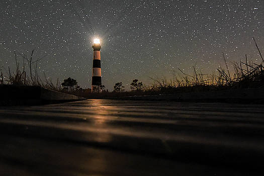Light Up the Path by Jeremy Clinard
