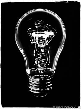 Lightbulb by Mark Peavy