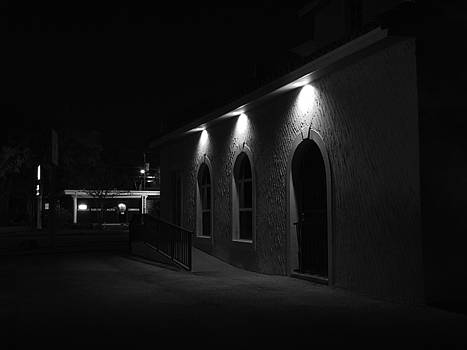 Lighted Arches by Phil Penne