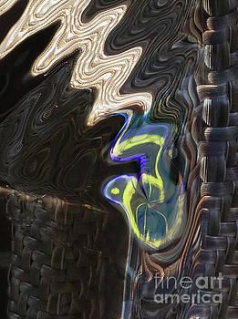 Lightening Strikes by Tom Hubbard