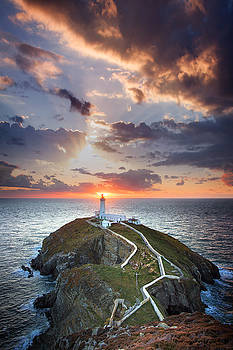 Dominick Moloney - South stack lighthouse Holyhead Wales 2