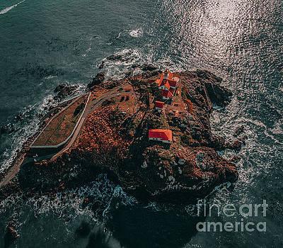 Lighthouse by Art K