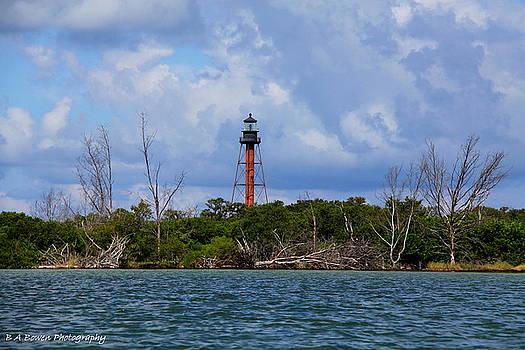 Barbara Bowen - Lighthouse at Anclote Key