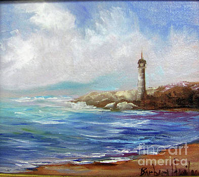 Lighthouse  by Barbara Haviland