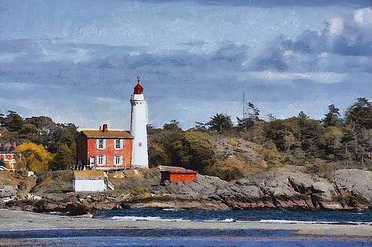 Lighthouse by Chris Bird