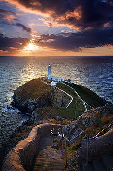 Dominick Moloney - South stack lighthouse Holyhead Wales 3
