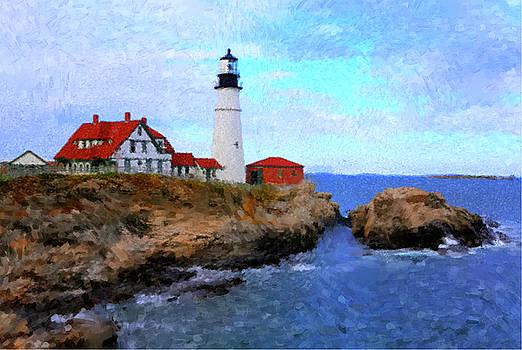 Lighthouse by Gary Grayson