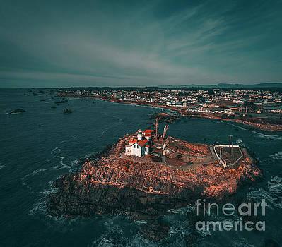 Lighthouse III by Art K