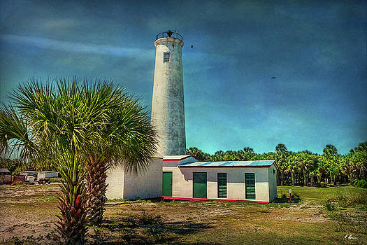 Lighthouse in Paradise by Hanny Heim