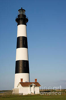 Jill Lang - Lighthouse in the Outer Banks