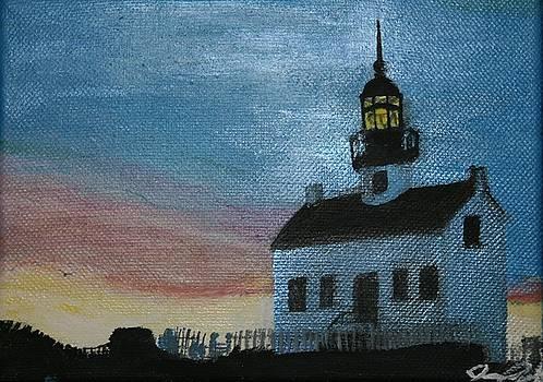 Lighthouse by Joanna Aud