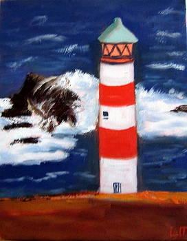 Lighthouse by Lia Marsman