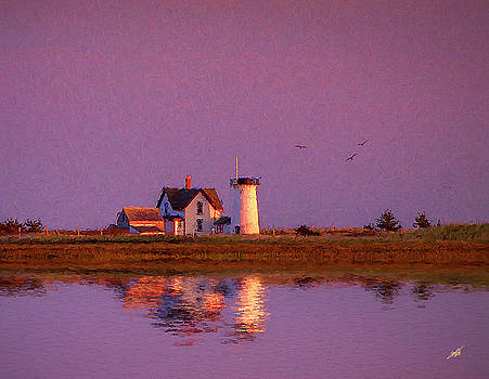 Lighthouse by Michael Petrizzo