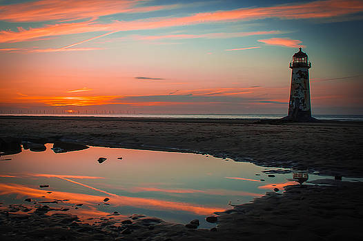 Lighthouse by Nigel Spencer