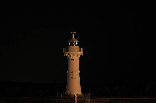 Lighthouse NSW Australia by Cheryl Hall