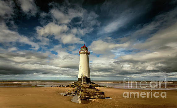 Adrian Evans - Lighthouse Point of Ayre