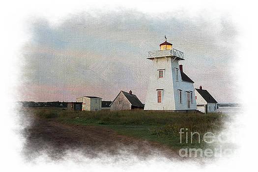 Dan Friend - lighthouse Prince Edward Island Canada