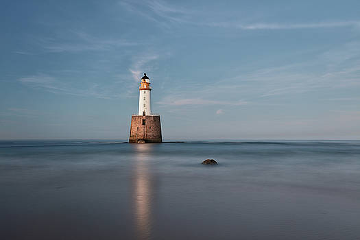 Lighthouse Twilight by Grant Glendinning