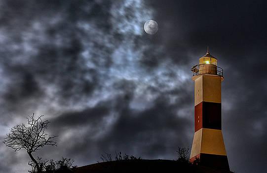 Lighthouse by Richard Espenant