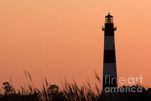 Jill Lang - Lighthouse Sunset