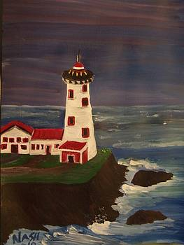 Lighthouse by Teresa Nash