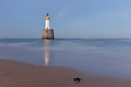 Lighthouse Twilight - Rattray Head by Grant Glendinning