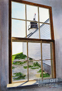 Lighthouse View by Karol Wyckoff