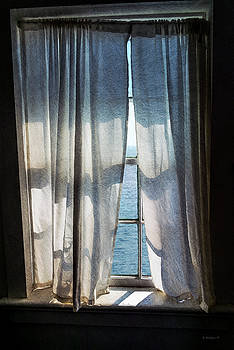 Lighthouse Window by Brian Wallace