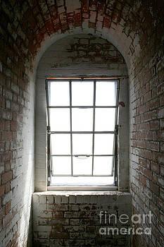 Lighthouse Window by E B Schmidt